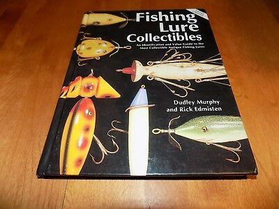 £25.86 • Buy FISHING LURE COLLECTIBLES Lures Collector Antiques Fishing Tackle Antique Book