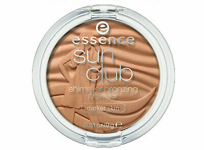 Essence Shimmering Bronzing Powder 20 Suntanned For Darker Skin 9g NEW • 9.32£