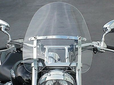 $59.95 • Buy Suzuki GS 450 550 750 Intruder Volusia Boulevard C50 C90 WINDSCREEN WINDSHIELD