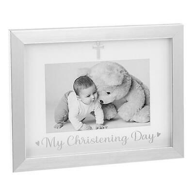 £11.99 • Buy My Christening Day Photo Frame New Boxed 290332
