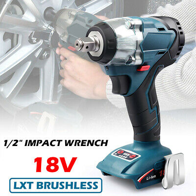 For Makita 18V Li-Ion Cordless Impact Wrench Brushless Combi Drill Body Only UK • 47.99£