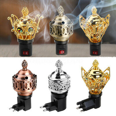 Wireless Electric Incense Plug In Easy To Use Bakhoor Burner Fragrance Spray  • 8.99£