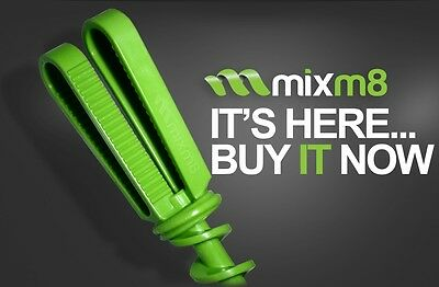 £24.50 • Buy MixM8 Mix M8 Plaster Whisk Mixer HEX End