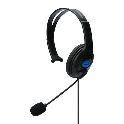 Wired Gaming Headset Headphones Earphone With Microphone For PS4 PC Laptop Phone • 7.29£