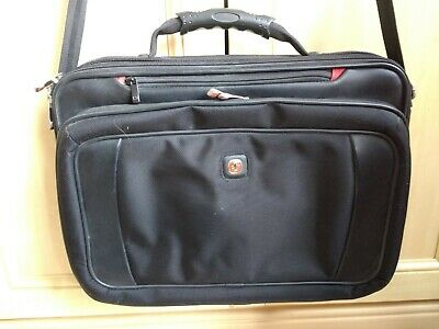 WENGER ( Swiss Army Knife Fame ) Small Compact Strong FLIGHT / TRAVEL CASE / BAG • 32.50£
