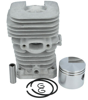 Cylinder & Piston Fits Partner 33, 350, 351, 352, 370, 371, 382, 390 Chainsaw • 32.98£