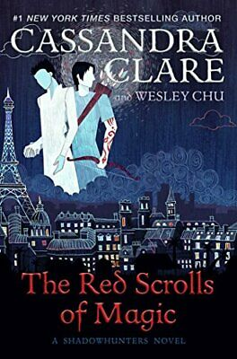 £5.99 • Buy The Red Scrolls Of Magic (The Eldest Curses) By Chu, Wesley Book The Cheap Fast