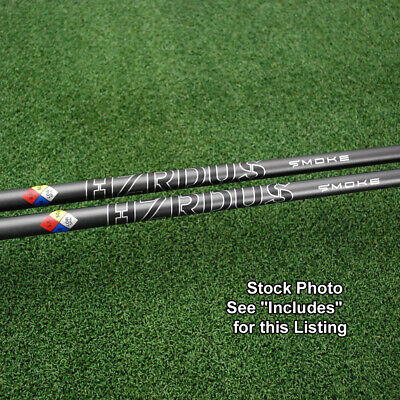 AU170.95 • Buy Project X HZRDUS Smoke BLACK Driver/Fwy Shaft Uncut Or W/Adapter Tip&Grip NEW