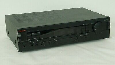 $99.99 • Buy Nakamichi Receiver 3 AM/FM Stereo Receiver Tested & Working