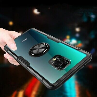 $4.89 • Buy For Xiaomi Redmi Note 8 Pro 8T 9S 7 Hybrid Rugged Clear Magnetic Stand PC Case