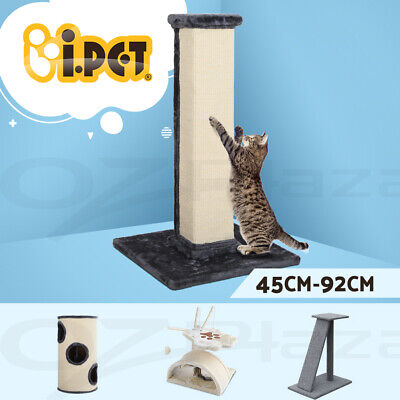 AU60.90 • Buy I.Pet Cat Tree Trees Scratching Post Scratcher Tower Condo House 45-92cm