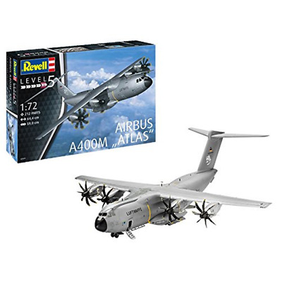 REVELL Airbus A400M 'ATLAS' Luftwaffe 1:72 Aircraft Model Kit 03929 • 44.95£
