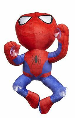 £12.95 • Buy Official Marvel Comics Spiderman Crawling Suction Pads 12  Soft Toy Plush Teddy