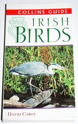 Collins Guide To Irish Birds By Cabot, David Hardback Book The Cheap Fast Free • 6.99£