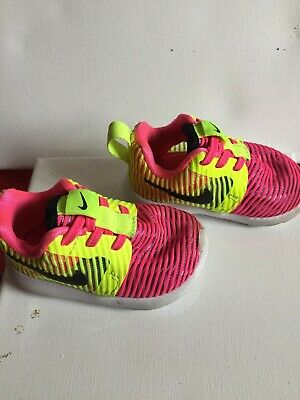 f4f3d450d9a109 Nike Baby Girl Shoes Size US 2c