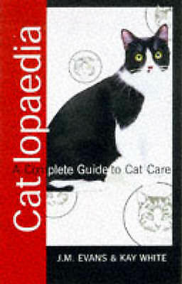 £8.50 • Buy The Catlopaedia, The By Kay White, J.M. Evans (Paperback, 1997)