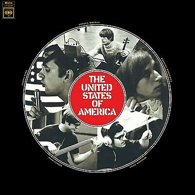 United States Of America - Self Titled VINYL LP LP5538 • 34.99£
