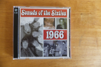 Time Life Music-sounds Of The Sixties-1966-tl-scc/02 • 9.99£