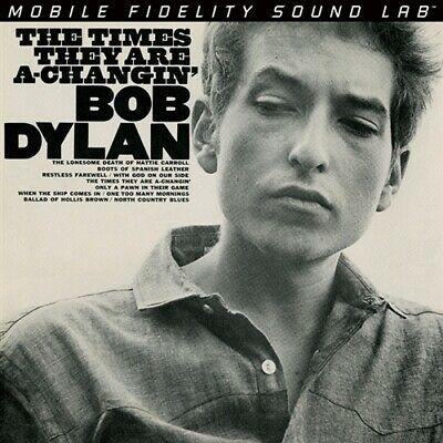 Bob Dylan - The Times They Are A-Changin' SACD (UDSACD 2123) • 34.99£