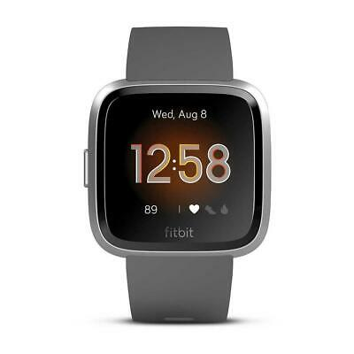 $ CDN173.28 • Buy Fitbit Versa Lite Fitness Watch, Charcoal #FB415SRGY