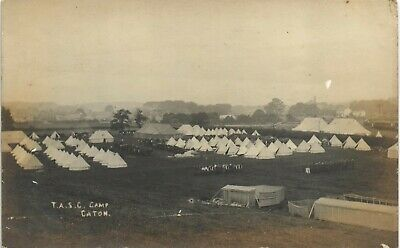 £15 • Buy Caton Near Lancaster. T.A.S.C. Military Camp.
