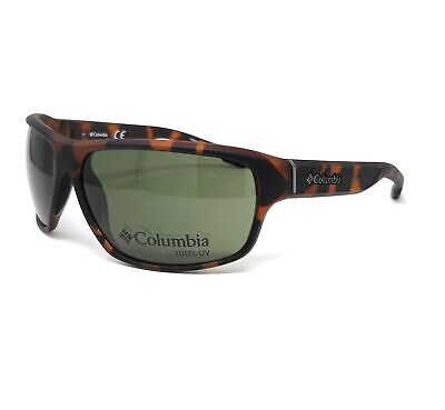 169d5f9fbec4 COLUMBIA Sunglasses C513S NOTCHED PEAK 242 Matte Tortoise Oval Men's  67x14x130 • 34.96$