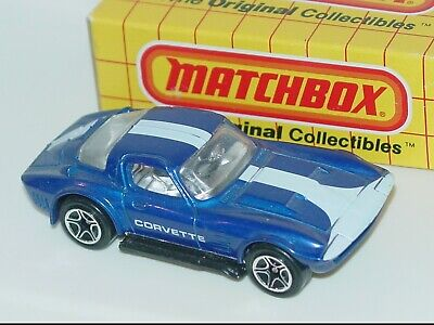 $3.99 • Buy Matchbox  Yellow Box #2 Corvette Grand Sport