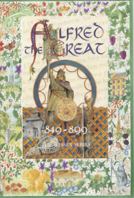 Alfred The Great: 849-899 (Wessex Series), Stuckey, Douglas, Used; Good Book • 3.28£