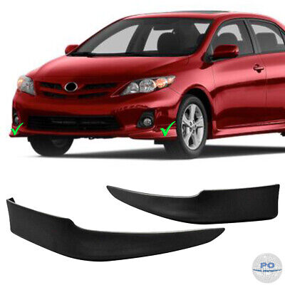 Front Bumper Grille For 2011-2013 Toyota Corolla 2012 D458BY