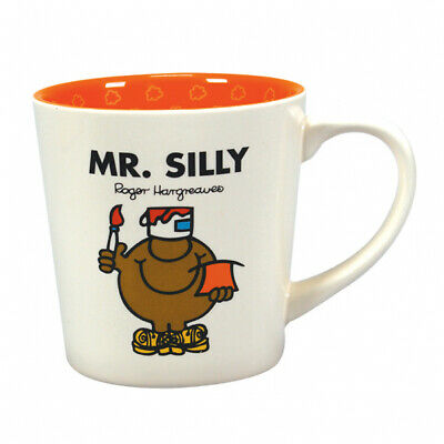 £10.95 • Buy Mr Men Mr Silly Number 1 Dad Coffee Mug Cup Fathers Day New In Gift Box