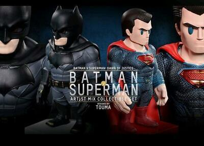 $ CDN196.60 • Buy Batman V Superman: Dawn Of Justice - Artist Mix Bobble Head Set - Hot Toys Free