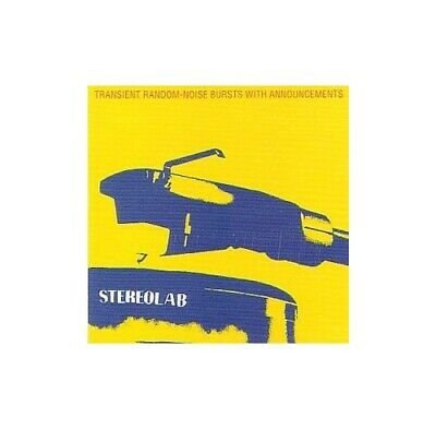 Stereolab - Transient Random Noise Bursts - Stereolab CD MPVG The Cheap Fast The • 3.72£