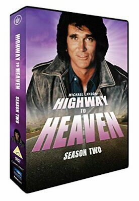 £12.78 • Buy Highway To Heaven - Season Two [UK DVD] - DVD  F2VG The Cheap Fast Free Post