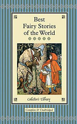 £7.49 • Buy Best Fairy Stories Of The World (Collectors Library) By Marcus Clapham Hardback