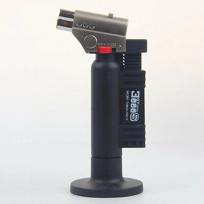 Micro Blow Flame Torch Refillable Butane Jewelry Torch For Home And Kitchen • 15.41£