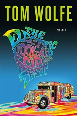 The Electric Kool-Aid Acid Test By Wolfe, Tom Book The Cheap Fast Free Post • 14.99£