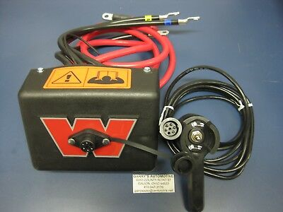 $315 • Buy WARN 38842 Winch Electric Control Pack Mount Upgrade Kit Solenoid Pack 12 Volt