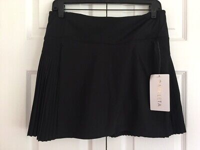 840f124570 Athleta 2019 Backspin Skort Black S Small 4 6 • 54.00$