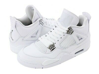 air jordan retro 4 bianche