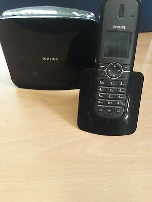 Philips VOIP 841 Skype Phone For Parts • 5£