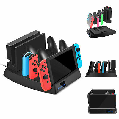 $22.39 • Buy Portable TV Dock Switch Converter HDMI Charging Station For Nintendo Switch USB