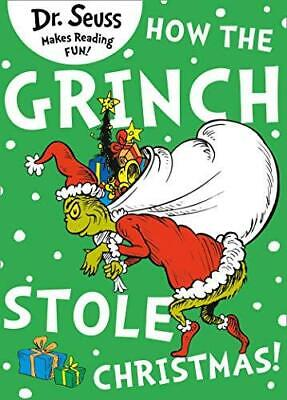 £7.33 • Buy How The Grinch Stole Christmas! By Dr. Seuss Paperback NEW Book