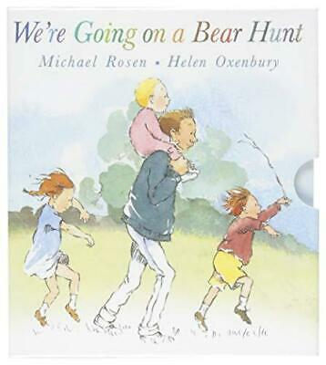 £6.38 • Buy We're Going On A Bear Hunt By Michael Rosen And Helen Oxenbury Hardback NEW Book