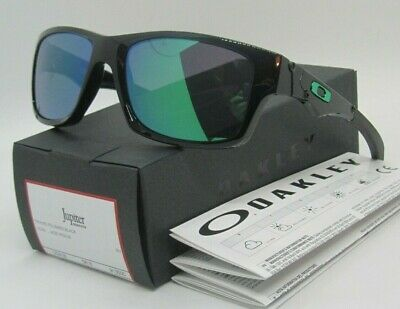 442da1bd0a OAKLEY Polished Black/jade Iridium JUPITER SQUARED OO9135-05 Sunglasses!  NEW! •