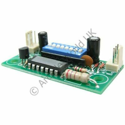 £23.99 • Buy Credit Board For Mechanical Coin Mechanism - Set Number Of Inputs & Outputs