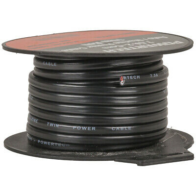 AU19.45 • Buy NEW 7.5A 2 Core Tinned Auto/Marine Power Cable 10m Handy Pack WH3049