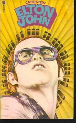 £4.99 • Buy Elton John By Stein, Cathi Paperback Book The Cheap Fast Free Post