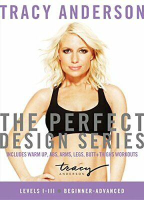 £7.06 • Buy Tracy Anderson Perfect Design Series - Sequence 1-3 [DVD] - DVD  S6VG The Cheap