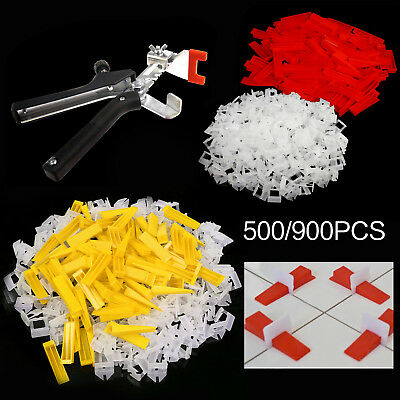 500/900 X Tile Leveling Spacer System Tool Clips & Wedges Flooring Lippage Plier • 23.99£