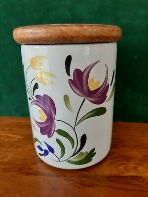 Portmeirion Welsh Dresser  Storage Jar   Designed By Anghared Menna • 7.50£